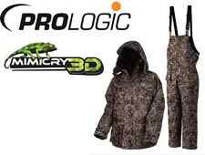 PROLOGIC MENS MIMICRY MIRAGE COMFORT THERMO SUIT CAMO HUNTING FISHING PADDE