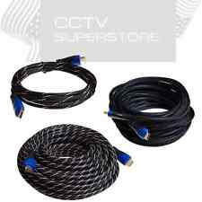Premium HDMI Cable 1ft 6ft 10ft 15ft 20ft 30ft 35ft 40ft 50ft Bluray HD TV lot