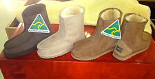 """UGG BOOTS WITH """"U"""" FRONT, 100% SHEEPSKIN, SIZE 4 - 13, GOOD FOR WIDER FEET"""