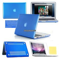 """12 Colors Hard Case Cover for Apple Macbook Pro 13"""" +Screen Protector + keyboard"""