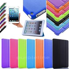 New Tri-Fold Slim Smart Cover Case For Apple 7.9'' iPad Mini 1 2 3 Generation