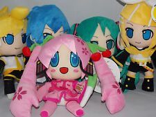 Vocaloid Plush Soft Toys 12""