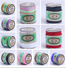 Nice 1.5mm Dia Chinese Knot Cord String Beading Braided Nylon Cord one big roll