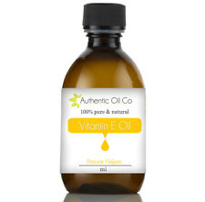 Vitamin E Oil 100% Pure 5ml 50ml 100ml 250ml 500ml 1 litre