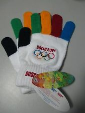 NEW! Olympics games in Sochi 2014 Official license gloves Bosco Sport!