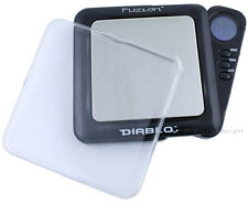 DIGITAL SCALES 0.01G 0.1G FUZION SCALES DIABLO DIGITAL POCKET SCALES ELECTRONIC