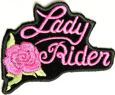 Choice Of 12 Really Fantastic Biker Patches, Embroidered Iron or Sew On, Group 1