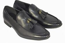 New Men's Casual Loafers Moccasins Slip on Shoes With Tassles italian style 6-11