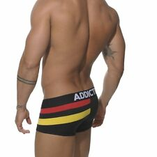 ADDICTED Underwear Black Flag Cotton Boxer