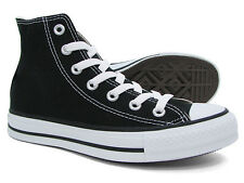 CONVERSE CHUCK TAYLOR ALL STAR HI M9160 BLACK/WHITE HIGH TOP UNISEX