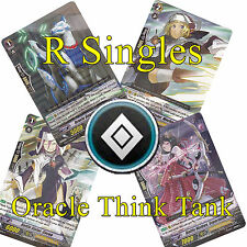 Cardfight Vanguard Oracle Think Tank R Singles