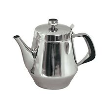 STAINLESS STEEL, TEAPOT 20; 32; 48 OZ, Dishwasher Safe ( NEW )