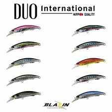 Duo Rough Trail Blazin Saltwater Sinking Minnow Lure - Select Color(s)