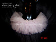 Baby Pink Tutu childrens puff ball TUTUS all sizes&ages full girly girl tutus