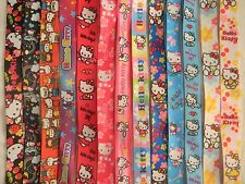 Hello Kitty Cute All Ages Lanyard Keychain Keys ID Badge Holder Protector - USA