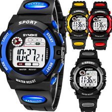 New Multifunction Waterproof Adult/Boy's/Girl's Sports Electronic Watch Watches