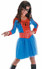 Amazing Spider-Man 2 SPIDERGIRL COSTUME * S 4-6, M 7-8, L 10-12 * Spider girl