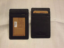 Genuine Leather Men's mini Wallet, Credit Card and ID Card Holder