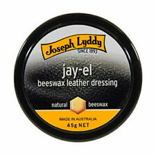 JAY-EL Beeswax - Cleans Softens Restores Polishes Waterproof Leather Shoes Boots