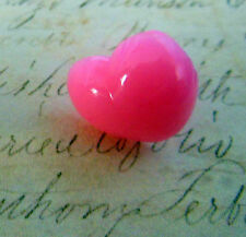 Teddy Bear Noses Pink 17mm x 15mm Cat Toy Animal Making or Craft