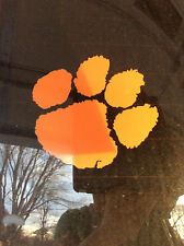 Tiger Paw - Clemson Tigers - Auto Decal - Home - Laptops and MORE