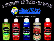 Atlas Mike's Lunker Lotion,Fish Attractants,Fishing Scents,Trout,Salmon,Catfish