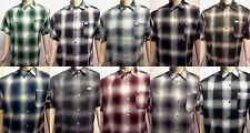 PENDELTON OLD SCHOOL FLANNEL VETERANO SHORTSLEEVE SHIRT PENDLETON SM-5X GANGSTER