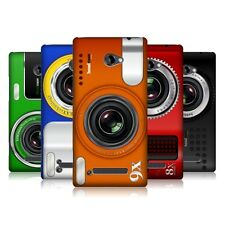 HEAD CASE DESIGNS POINT AND SHOOT HARD BACK CASE COVER FOR HTC WINDOWS PHONE 8X