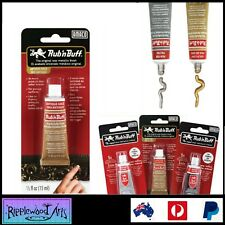 RUB N' BUFF - Metallic Wax Pigments - 14 Colors Available