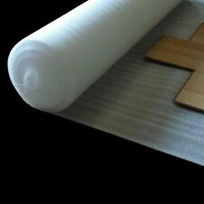 ACOUSTIC UNDERLAY FOR LAMINATE & WOOD FLOORING CHEAPEST PRICE! ANY QUANTITY!