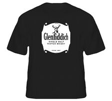 Glenfiddich Rare Collection Scotch Whiskey Alcohol T Shirt