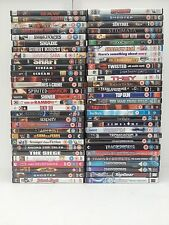 600 DIFFERENT DVDS TO CHOOSE FROM ALL THE SAME PRICE S-T HORROR COMEDY ROM COM