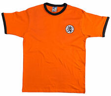 Retro Dundee United 1969 Football T Shirt New Sizes S-XXL Embroidered