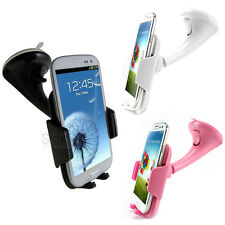 Universal Windshield Car Phone Mount for LG G2 Nexus 4 ZTE Huawei Xperia Phones