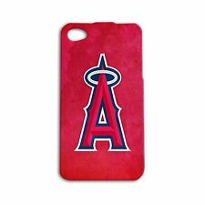 LA Angels Baseball Halo Cute Phone Case iPhone 5 iPhone 5c iPhone 4s 4 5s 6 Red