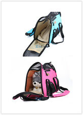 Soft Sided Pet Bag Travel Tote Bag Portable Travel House Pet Cat Dog Carrier