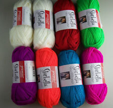 Ruffle Yarn for Making Scarfs STARBELLA  Premier yarn,solid colors,100% acryic