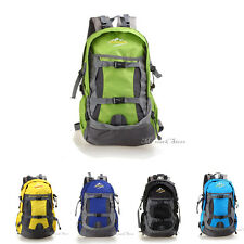 Man Sport Camping Hiking Travel Backpack Large Outdoor Bag Rucksack F086-F090