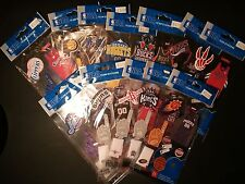 Official NBA TEAM Basketball Dimensional Stickers (11 Pcs) Jersey,*Tickets* Fans