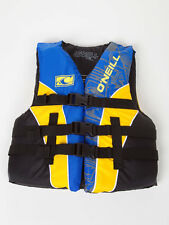 O'Neill Superlite Youth Life Vest USCG Approved Lifejacket for Kids 50-90 lbs