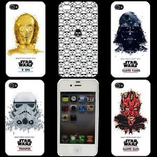 ►► Coque IPHONE 4/4S  5/5S ou 5C ►► STAR WARS (Collector - Case cover)