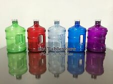 Half Gallon Water Bottle Polycarbonate Plastic Jug Container Canteen Made In USA
