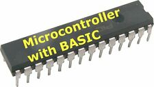 Microcontroller chip with built in O/S for learning and rapid development BV500