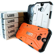 For All New HTC One 2 M8 Urban Armor Gear UAG Composite Hybrid Case Cover+Screen
