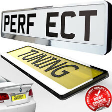 SMART CAR Number Plate  Holder SURROUND Frame SPORT styling gadget tuning sale