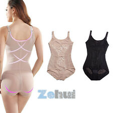 New Women Slimming Full Body Tummy Waist Control Shaper Cami Tank Tops Underwear
