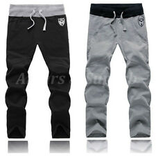 FASHION Mens Casual Baggy Harem Pant Jogger Sport Rope Sweatpants Trouser Slack