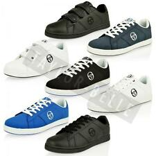 MENS SERGIO TACCHINI BOYS SUEDE VALCRO LACE UP CASUAL SPORTS TRAINERS SHOES SIZE