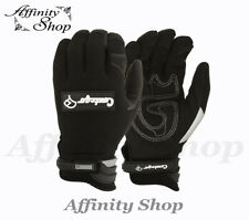 NEW Contego Gloves Any Size Mechanic Style Hand Protection Synth Leather Glove