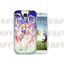 Sailor Moon Cute Anime Pink Girl 3D Case Cover for Samsung Galaxy S5 S5mini S4